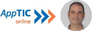 xavier marín | AppTIC Logo